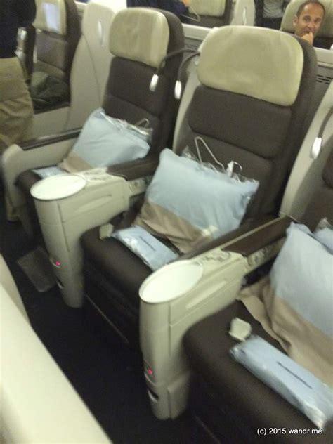 siege premium economy air air 777 business class seat wandering aramean