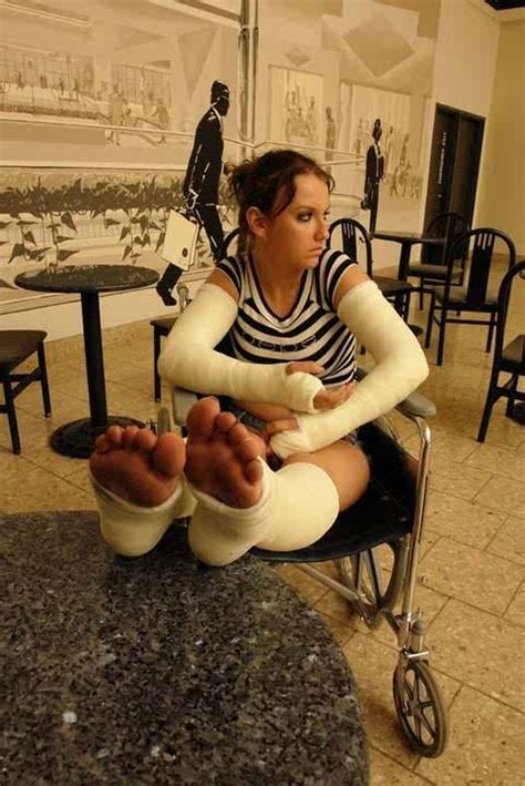 I Was Never Really Into Limb Casts As Much As Body Casts