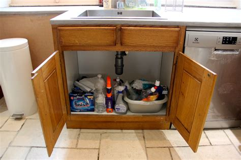 le cuisine sous meuble cuisine organiser sous l évier