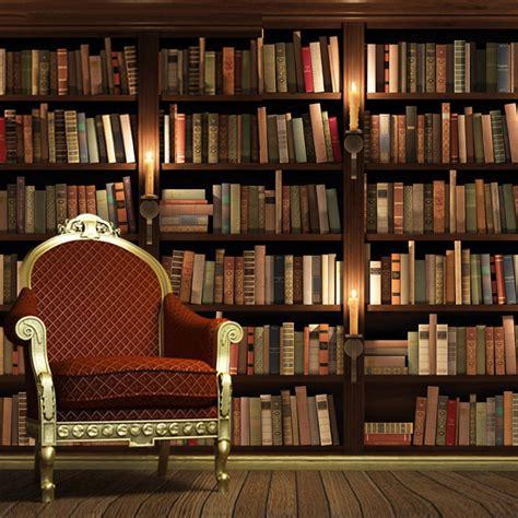 bookshelf wallpaper customized european retro bookcase books bookshelf 3d wall mural wallpaper living room sofa