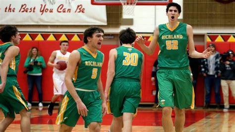 richland bombers  kamiakin braves boys basketball recap
