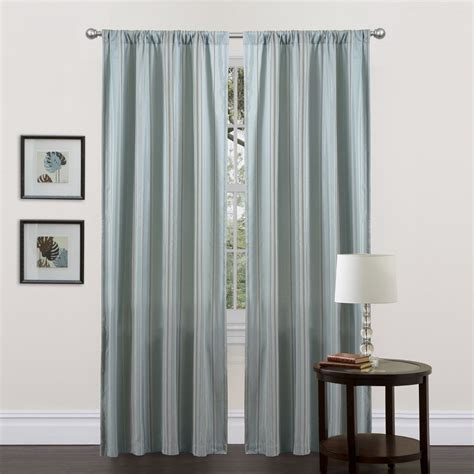Sears Curtains And Drapes by Haru Window Panel Blue