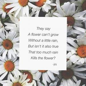Quotes About Rain And Flowers. QuotesGram