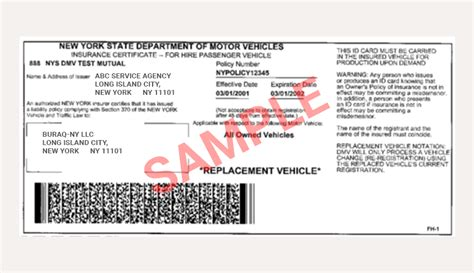 Sometimes interstate checks need to be made so allow plenty of time for a transfer to be processed. Driver Document Sample New York