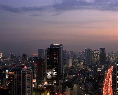 Skyline Tokyo Wallpapers Sportstars