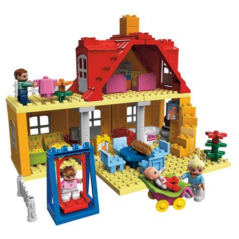 huis bouwen van duplo lego duplo legoville 5639 familiehuis online kopen lobbes nl