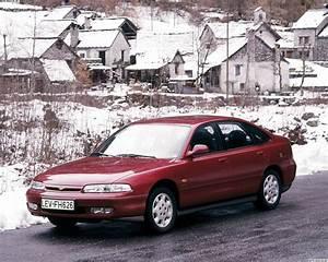 Mazda 626 2 5i V6 Ge Specs  Performance Data