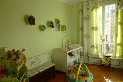 chambre bebe verte une chambre vert pomme