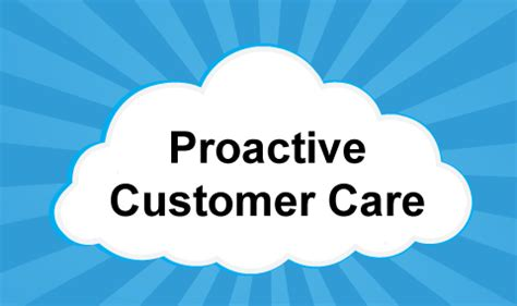 proactive phone number customer care gets proactive customerthink