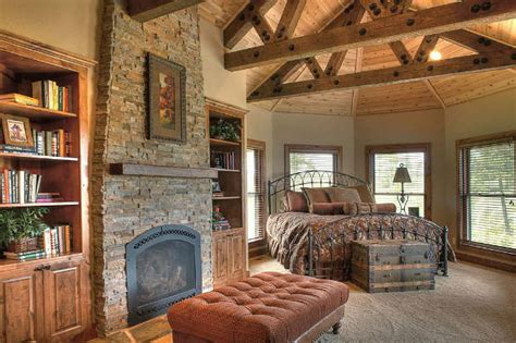 Rustic Bedrooms : Home Decor Trends 2017
