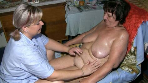 Fat And Horny Granny Gets Her Pussy Expertly Eaten Out