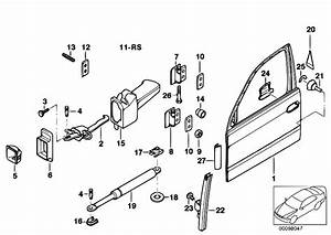 Original Parts For E39 520d M47 Touring    Bodywork   Front