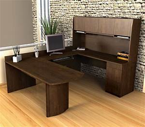 Outstanding Shaped Office Desk Make Your Own Shaker Kitchen Cabinets Ideas