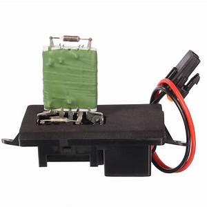 Partssquare Manual Hvac Blower Motor Resistor 15305077