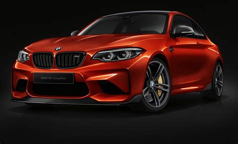 2018 Bmw M2 Competition Will Be Made More Powerful Than