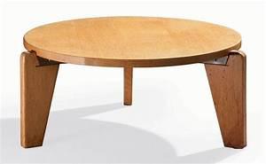 Table Jean Prouvé : jean prouve 1901 1984 table basse vers 1950 christie 39 s ~ Melissatoandfro.com Idées de Décoration