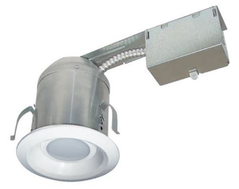 led 4 inch recessed remodel light fixtures led recessed