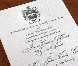 14 best family crest wedding invitation inspiration images With wedding etiquette invitations extended family