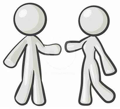 Clipart Clip Coughing Talking Cliparts Holding Hands