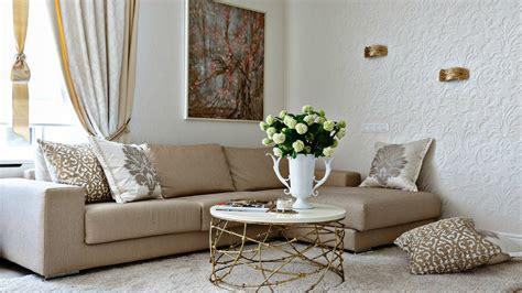 interior design beige  white living room living
