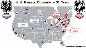 NBA, NHL, & MLS Possible Expansions | PAPC SportBlog