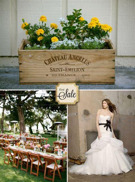weekly wrap up a winner wedding ideas rustic