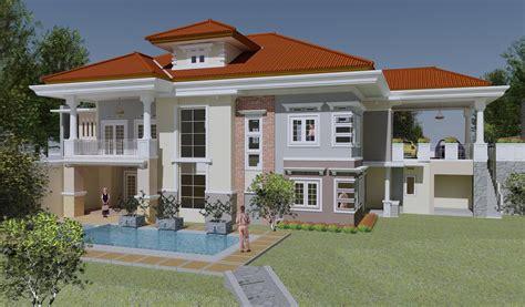 gambar desain rumah mewah terbaru  mulldezignz info