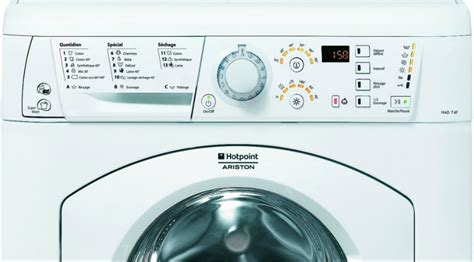 soldes 398 hotpoint had 74f fr lave linge s 233 chant 224 549 electroconseil