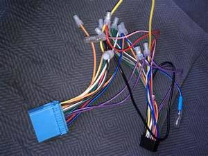 Color Code 2002 Honda Accord Radio Wiring Diagram