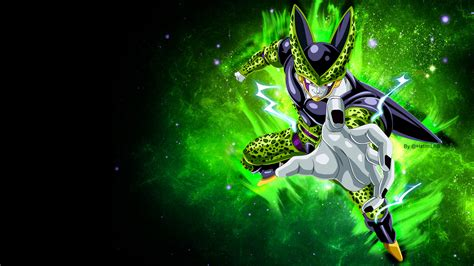 Cell Dbz Wallpapers ·①