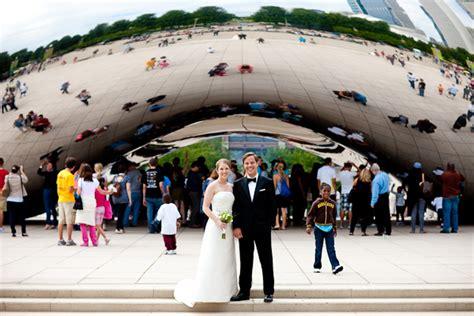 chicago mirror bean wedding photo elizabeth anne designs