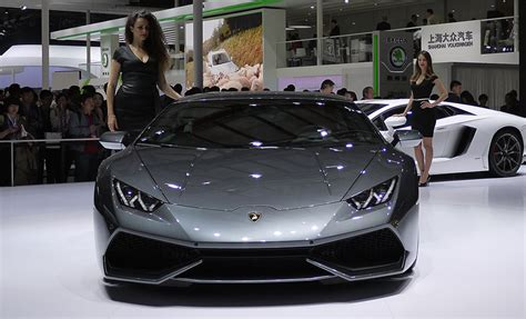 Luxury Cars Make Asia Premiere At Auto China[1