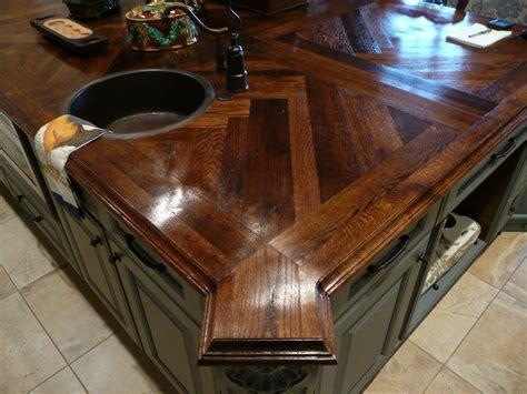 White Oak Wood Countertop Photo Gallery, by DeVos Custom