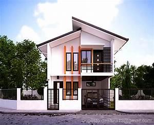 Small House Zen Design - Home Deco Plans