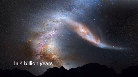 Here What Will Happen Earth When Our Galaxy Collides