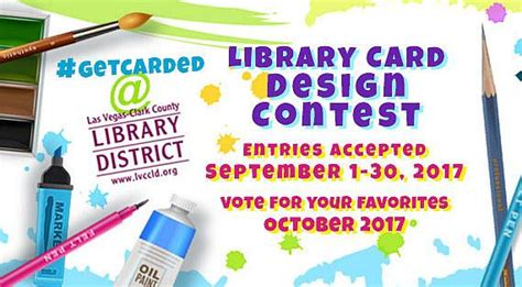 las vegas clark county library district getcarded library
