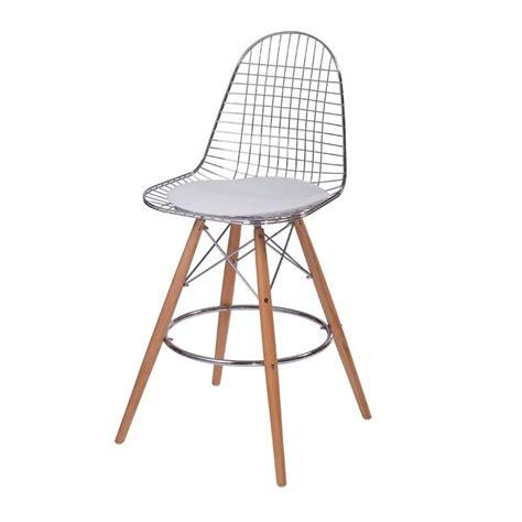 replica eames bar stool
