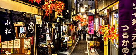 piss  tokyos piss alley  world  flophouses