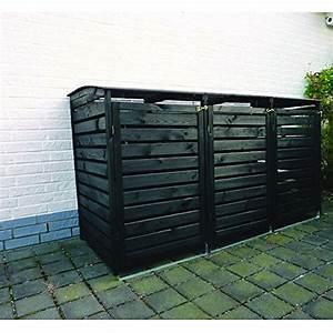 Mülltonnenbox Holz Anthrazit : garten m lltonnenboxen produkte von promadino online ~ Whattoseeinmadrid.com Haus und Dekorationen