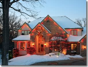 christmas light installation  holiday decorating services