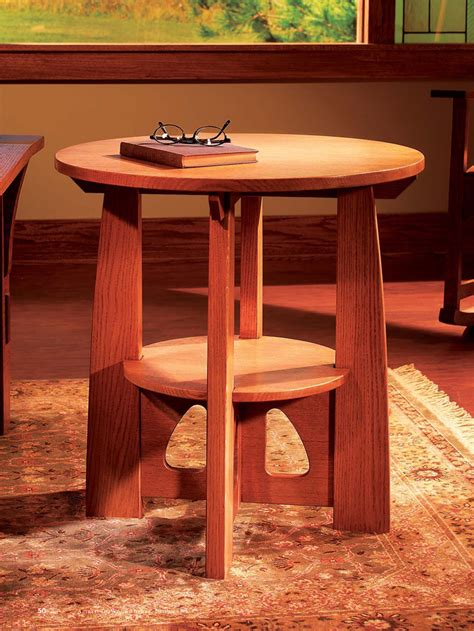 aw extra  limbert table popular woodworking magazine