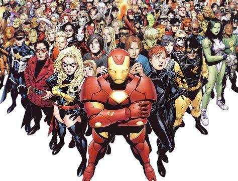 Marvel Superhero Wallpaper