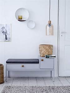 Www Bloomingville Com : bloomingville phone bench sofa bench light grey living and co ~ Sanjose-hotels-ca.com Haus und Dekorationen