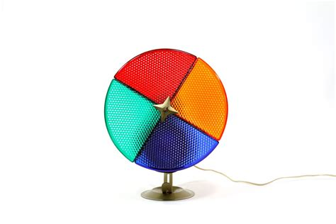 spinning color wheel spinning color wheel light my grandparents had one of