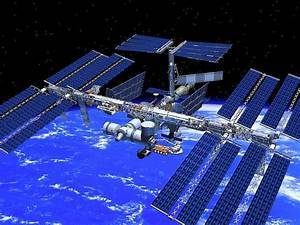 ISS Space Station - Pics about space