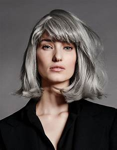 Coloration Cheveux Gris Perle : chevreux gris comment les cacher au mieux pour retrouver ~ Nature-et-papiers.com Idées de Décoration