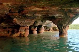 Lake Superior Apostle Islands Sea Caves