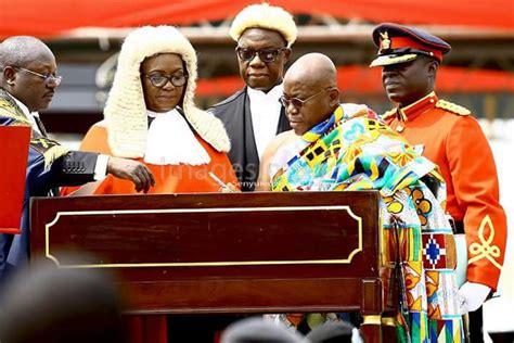 Nana AkufoAddo Ghanaian President Apologizes For