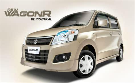 Pak Suzuki Suspends Booking For Wagon R