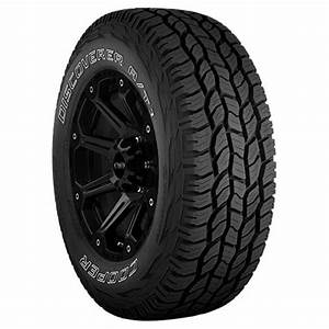2 new lt285 60r20 cooper discoverer a t3 125s e 10 ply With cooper tires white letter